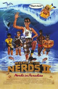 Revenge of the Nerds 2: Nerds in Paradise (1987)