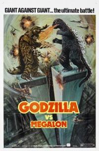 Gojira tai Megaro (1973)