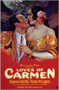 The Loves of Carmen (1927)