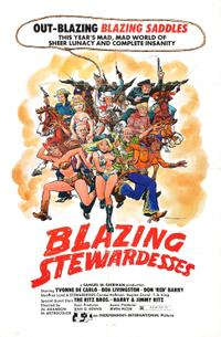 Blazing Stewardesses (1975)