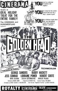 The Golden Head (1964)