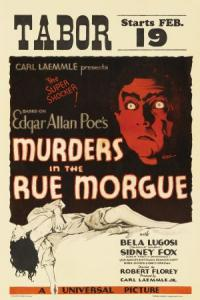 Murders in the Rue Morgue (1932)