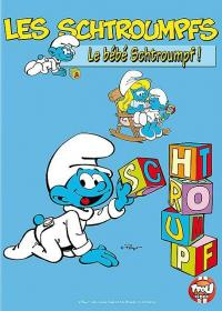 Le bébé Schtroumpf (1984)