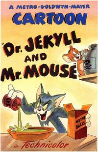 Dr. Jekyll and Mr. Mouse (1947)