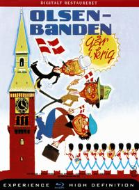 Olsen-banden Gar i Krig (1978)