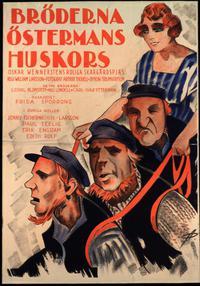 Bröderna Östermans huskors (1925)