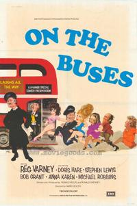 On the Buses (1971)