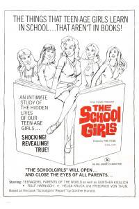 Schulmädchen-Report: Was Eltern nicht für möglich halten (1970)