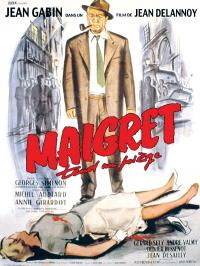 Maigret tend un piège (1958)