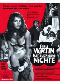 Frau Wirtin hat auch eine Nichte (1969)