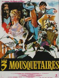 Trois mousquetaires: Les ferrets de la reine (1961)