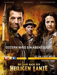 Die Jagd nach der heiligen Lanze (2010)