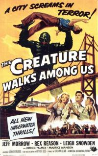 The Creature Walks Among Us (1956)