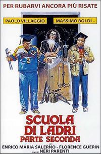 Scuola di ladri - Parte seconda (1987)