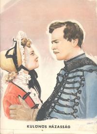 Különös házasság (1951)