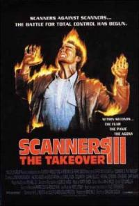Scanners III: The Takeover (1992)