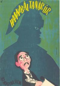 Hannibál tanár úr (1956)