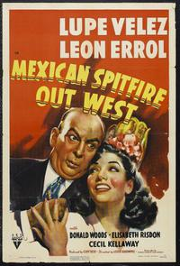 Mexican Spitfire Out West (1940)