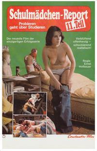 Schulmädchen-Report 11. Teil - Probieren geht über Studieren (1977)