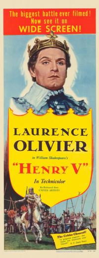 The Chronicle History of King Henry the Fift with His Battell Fought at Agincourt in France (1944)