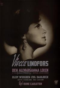Den allvarsamma leken (1945)