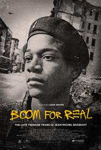 Boom for Real: The Late Teenage Years of Jean-Michel Basquiat (2017)