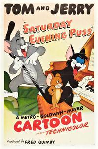 Saturday Evening Puss (1950)