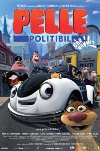 Pelle Politibil går i vannet (2009)