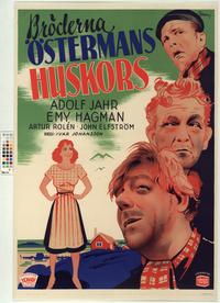 Bröderna Östermans huskors (1945)
