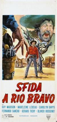 Desafío en Río Bravo (1964)