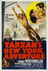 Tarzan's New York Adventure (1942)