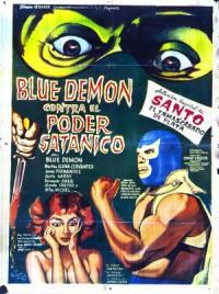 Blue Demon vs. el poder satánico (1966)