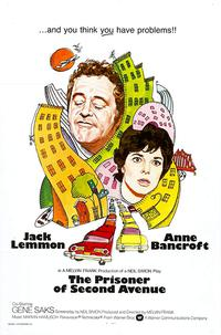 The Prisoners of the Second Avenue (1974)