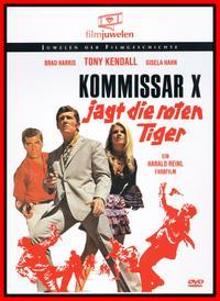 Kommissar X : Jagt die roten Tiger (1971)