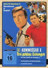 Kommissar X - Drei goldene Schlangen (1969)