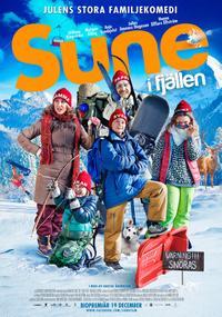 Sune i fjällen (2014)
