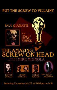 The Amazing Screw-On Head (2006)