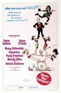 What's New, Pussycat (1965)