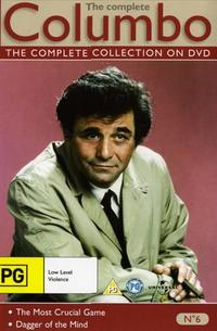 Columbo: Dagger of the Mind (1972)