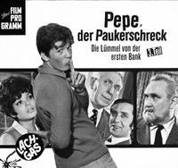 Pepe, der Paukerschreck - Die Lümmel von der ersten Bank, III. Teil (1969)