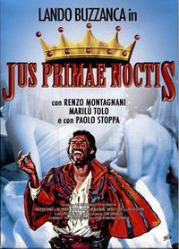 Jus primae noctis (1972)