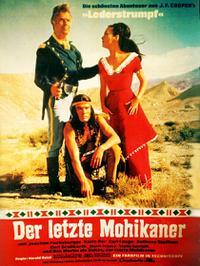 Der letzte Mohikaner (1965)