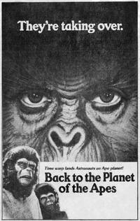 Back to the Planet of the Apes (1980)