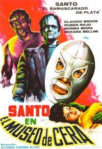 Santo en el museo de cera (1963)