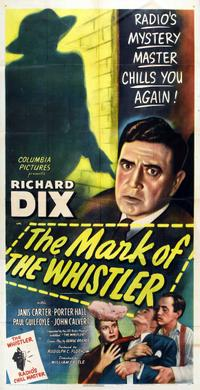 The Mark of the Whistler (1944)