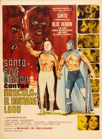 Santo y Blue Demon contra Drácula y el Hombre Lobo (1973)