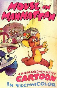Mouse in Manhattan (1945)