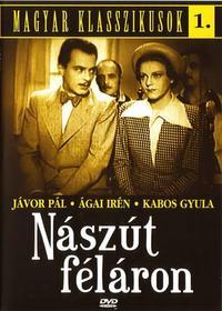 Nászút féláron (1936)