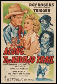 Along the Navajo Trail (1945)