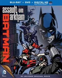 Batman: Assault on Arkham (2014)